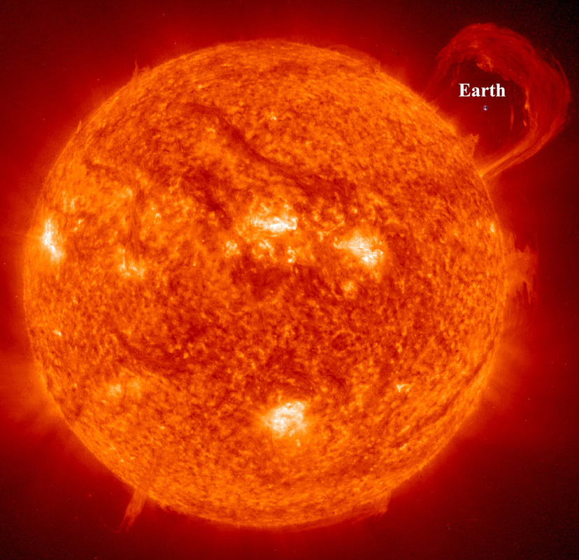 red giant star compared to sun - photo #31